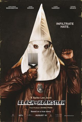 BlackKklansman depicts America's prejudiced past