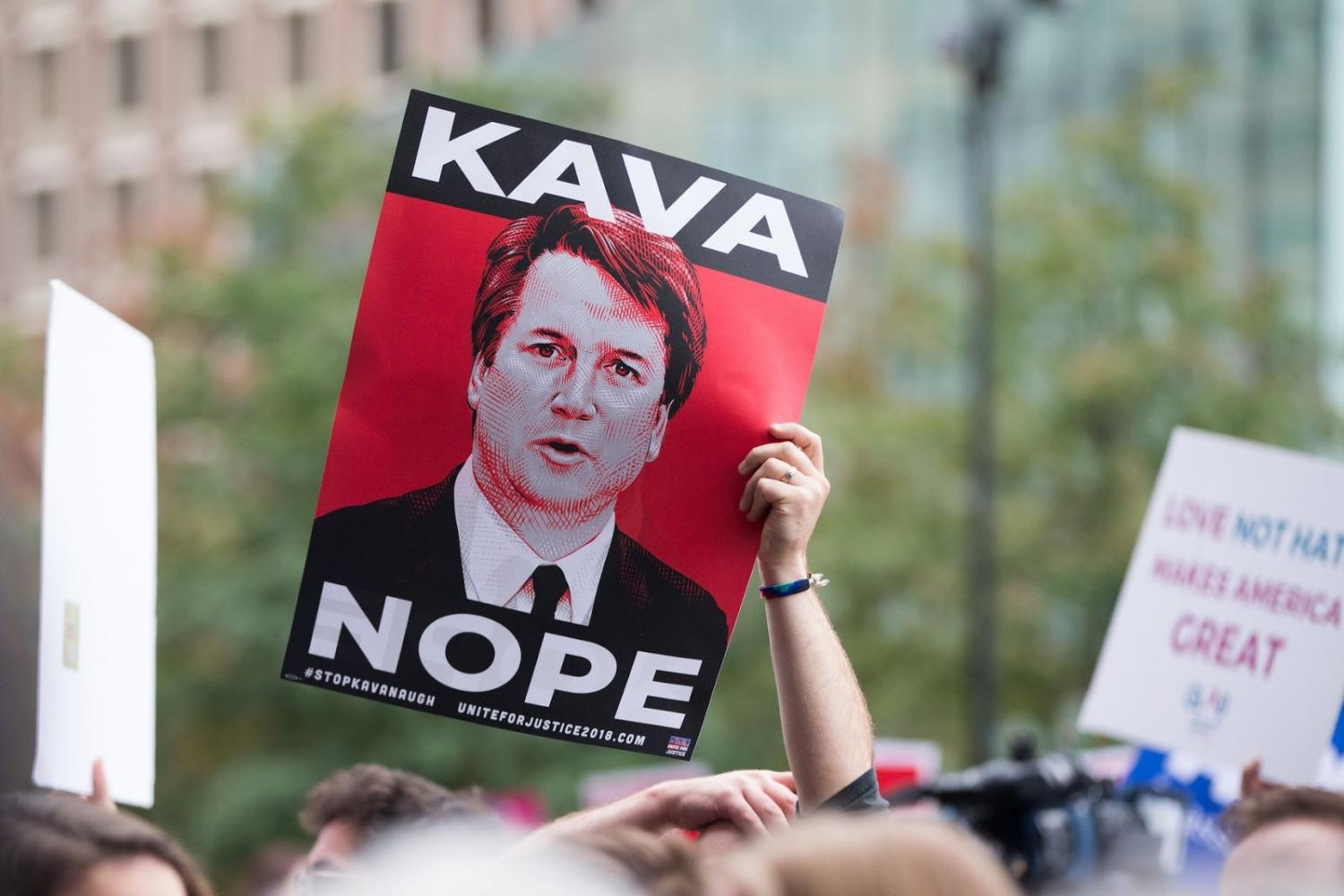 Sexual assault allegations aside, Kavanaugh is unfit to serve on the Supreme Court