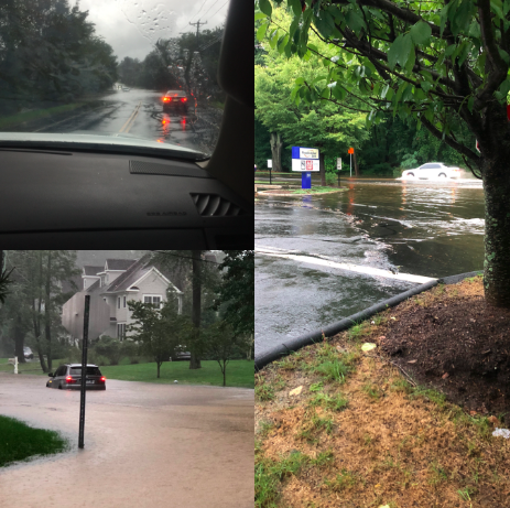 Harsh weather causes major flood damages to Westport homes
