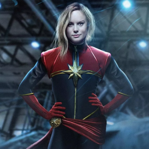 """Captain Marvel"": Marvel Cinematic Universe releases first-ever female led movie"