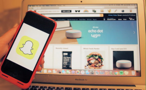 Amazon, Snapchat test out easier way to shop