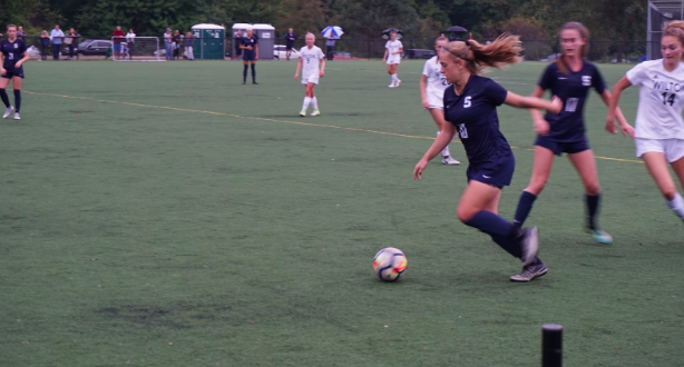 Wreckers girls' soccer takes on Wilton at Wakeman