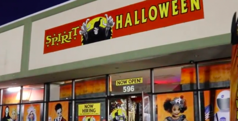 Spirit Halloween sells spooky costumes in time for the 31st