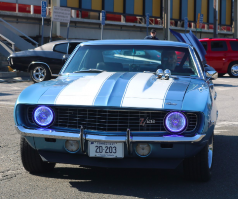 Car show revs up excitement among locals of all ages