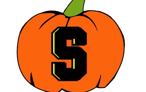 Staples students keep the Halloween spirit alive