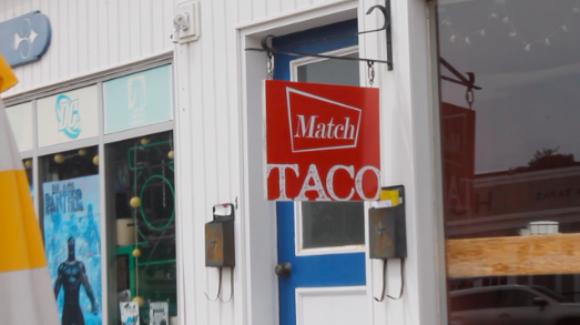 Match Taco opens in Bridgeport: Review