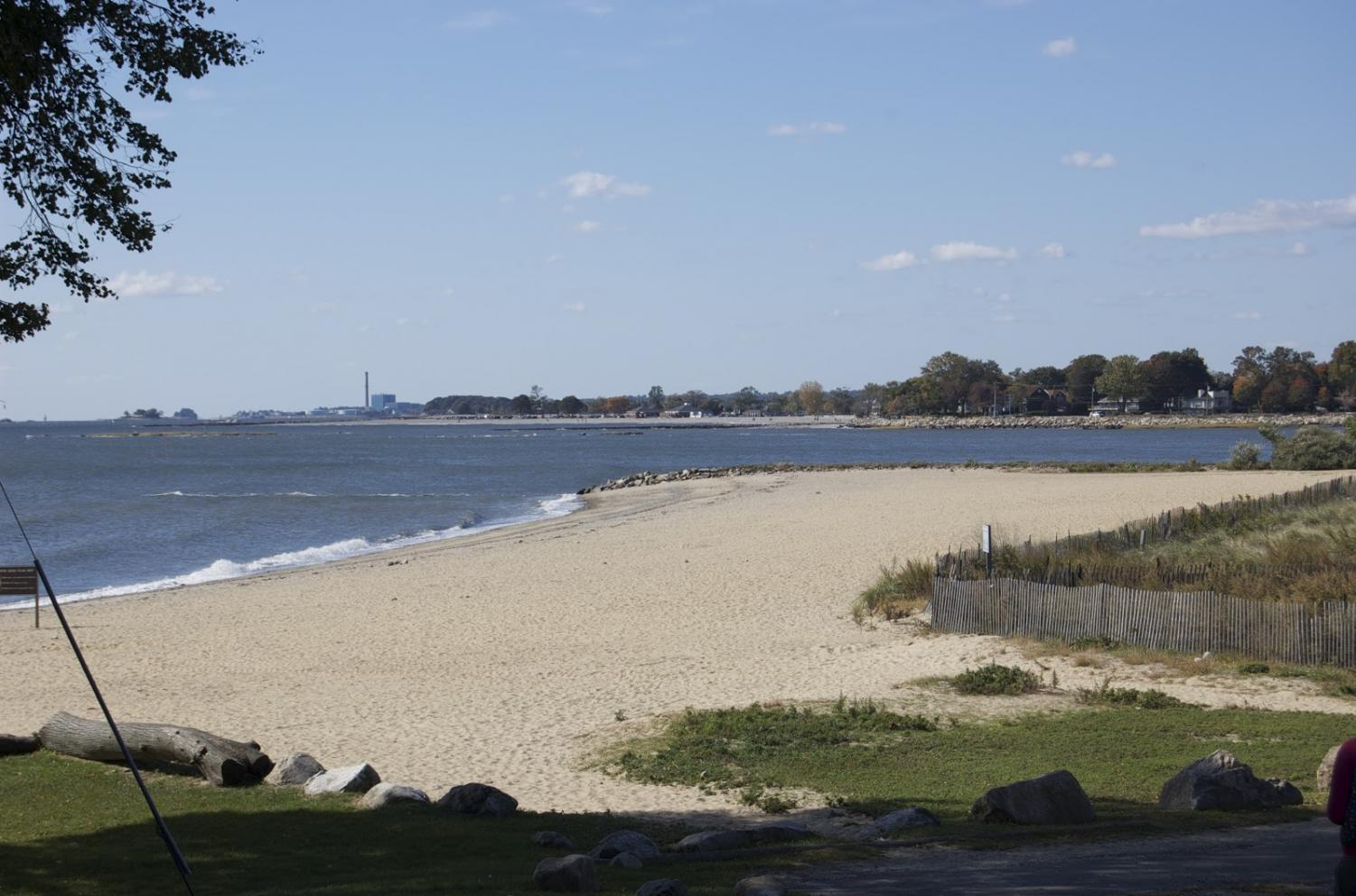 Sherwood Island State Park in Westport, Connecticut is one of many protected areas that the state legislature could sell off without public consent.