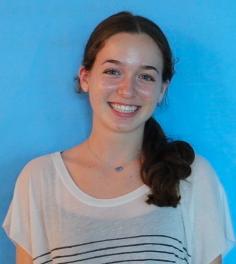 Photo of Audrey Bernstein '20