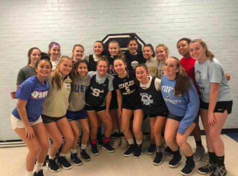 Wreckers girls' soccer takes on Wilton at Wakeman