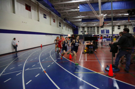 Indoor track hopes to maintain success, strengthen all events