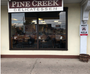 Pine Creek defines cheap and easy