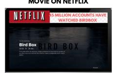 New horror movie excites Netflix viewers