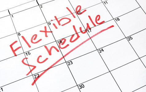 New schedule determination quells anxiety and chaos