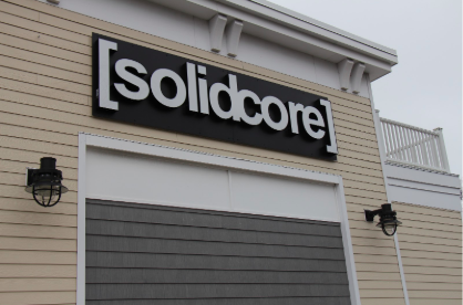 Solidcore's convenient location allows Westport residents to enjoy an intense workout and have a good time.