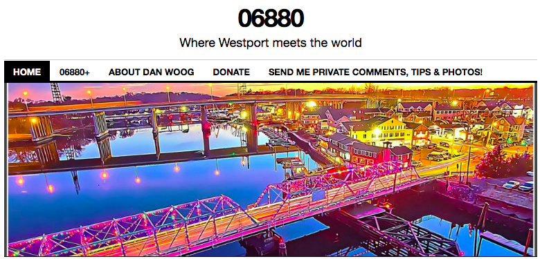 Dan Woog's blog, 06880, celebrated its 10 year anniversary.