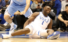 Zion Williamson tears his shoe, along with people's interest in Nike