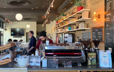 Shearwater Coffee Bar offers customers alternate coffee option