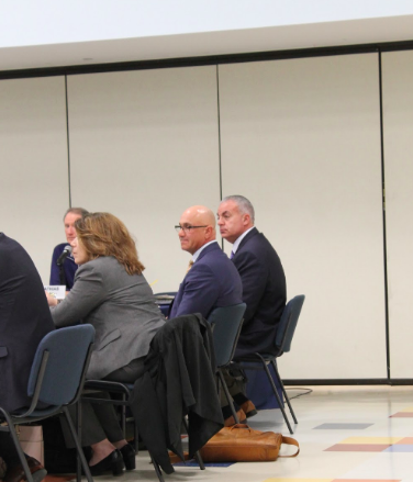BOE discusses 2025 initiative
