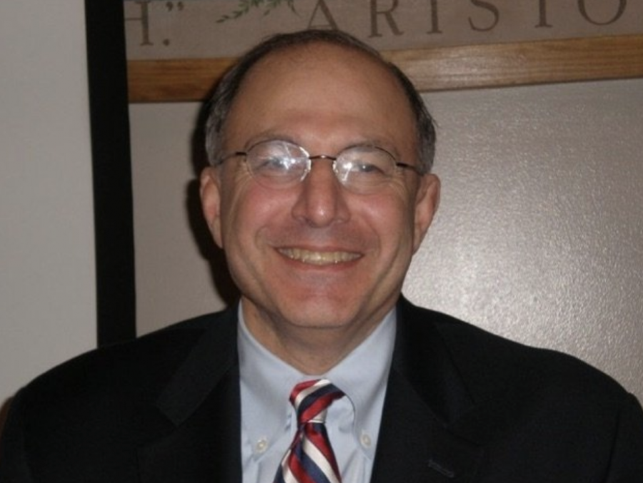 Dr. David Abbey began as interim superintendent of schools on May 8. He served as coordinator of the Westport Regional Center and department of special education at Staples High School from 1981 to 1987.
