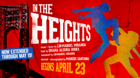 "Freshman see broadway show ""In the Heights"""