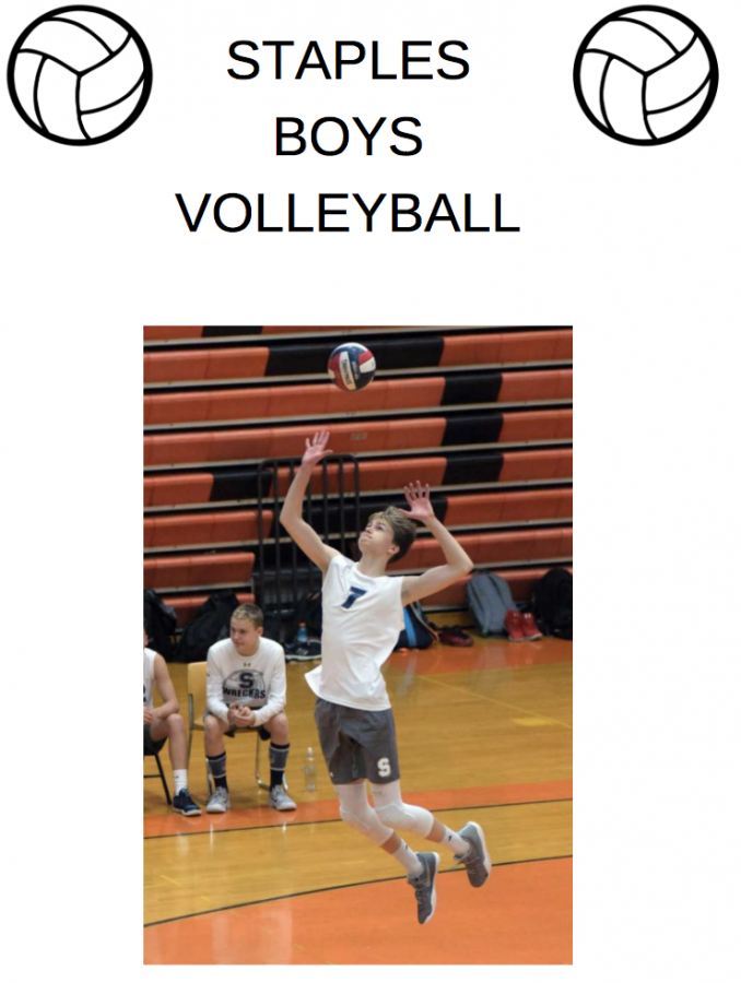 Captain+Logan+Carstens+%E2%80%9919+spikes+the+ball+over+the+net+for+one+of+his+11+kills.+