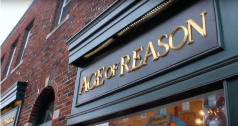 Age of Reason, one toy store in Westport, has been around for many years.