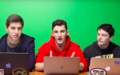 Three Wise Guys bid farewell