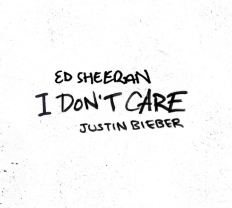 Justin+Bieber+and+Ed+Sheeran%27s+new+song+%22I+Don%27t+Care%22+is+sure+to+make+you+get+up+and+dance+with+your+friends.