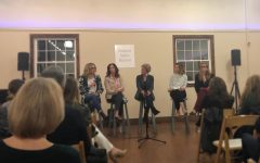 Local women entrepreneurs shared their stories through starting their own businesses and the struggles they faced with the community.