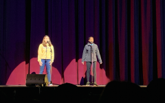 Staples' Variety Show showcases students' talent in a new way