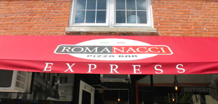 Romanacci%2C+a+new+pizza+restaurant%2C+comes+to+the+Westport+train+station.