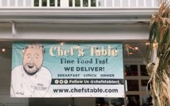 Chef's Table: the ideal hangout spot