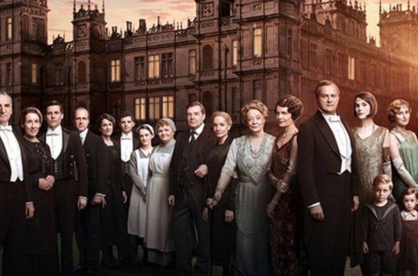The+Downton+Abbey+movie+is+a+perfect+combination+of+history%2C+drama+and+suspense.+