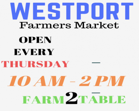 Farmers' Market brings fresh food and contributes to a thriving Westport community