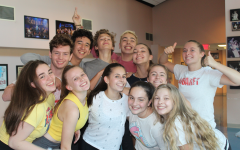 Players cast prepares for Mamma Mia