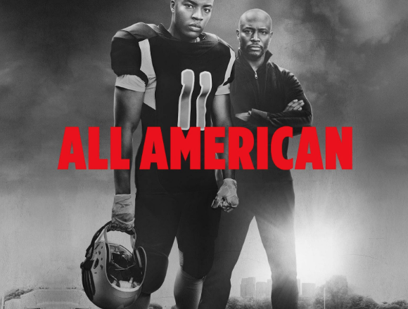 All American season two will be released on October 7th at 8pm on CW.