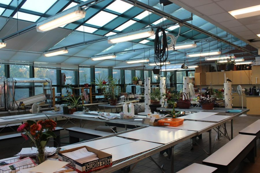 The+Horticulture+classroom+offers+students+countless+resources+to+enhance+their+planting+experience+while+learning+in+an+engaging+and+unique+environment.