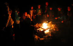 Earthplace campfire provides engaging community-building environment