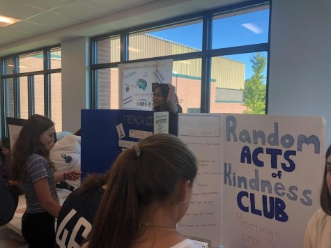 New clubs allow for a variety of opportunities for students