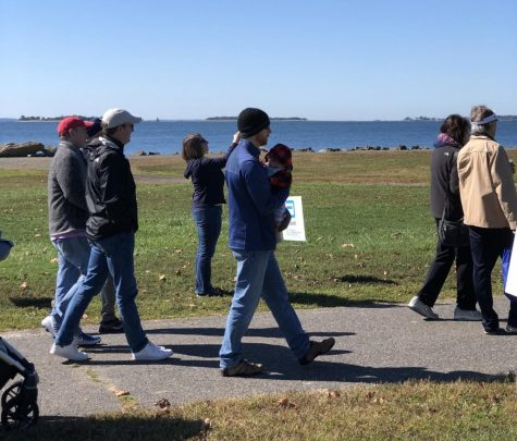 Westport's 2019 Parkinson's Optimism Walk inspires togetherness