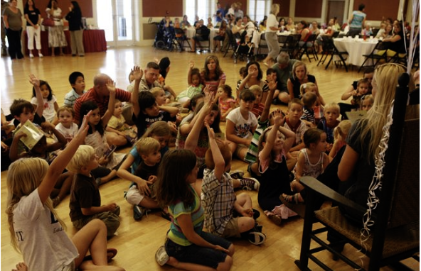 The K2BK program provides a wide range of interactive activities that keep the third graders actively learning about the impact of allies and how to identify a situation that involves bullying.
