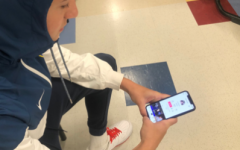 Luca Lombardo '22, as well as many other Staples students, are avid users of TikTok and use the app for up to hours at a time. The app has become well-known as a huge source of procrastination for students.