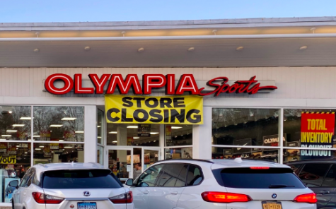 Sporting goods store closes in Westport