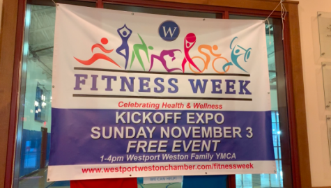 The Westport/Weston YMCA holds its very first Fitness Week Expo on Sunday, Nov. 3.