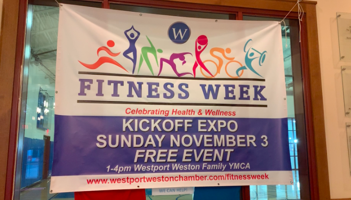 The+Westport%2FWeston+YMCA+holds+its+very+first+Fitness+Week+Expo+on+Sunday%2C+Nov.+3.+