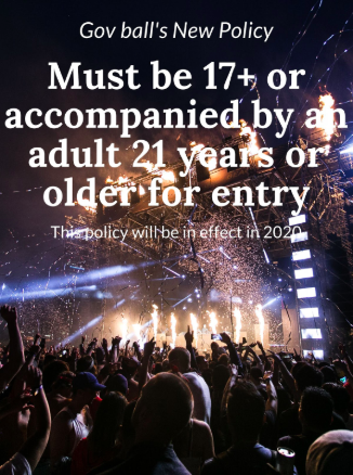 Governour's Ball changes their age policy for 2020