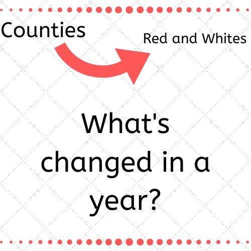 As seniors look back on Counties they've realized it brought a lot of unnecessary stress and have regrets for not enjoying the dance. Current juniors are in the midst of that stressful time and seniors are going into Red and Whites with a fresh perspective.