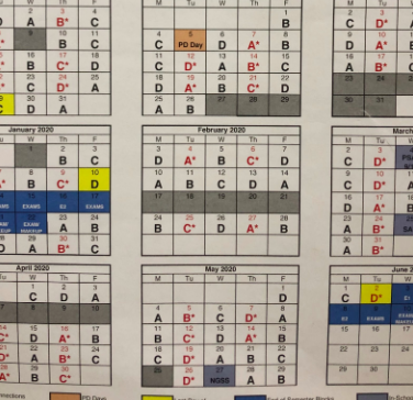 An error was recently discovered three missing days from the 2020-2021 school calender. The event raises concerns about how errors like this could have occurred and how they should be dealt with.