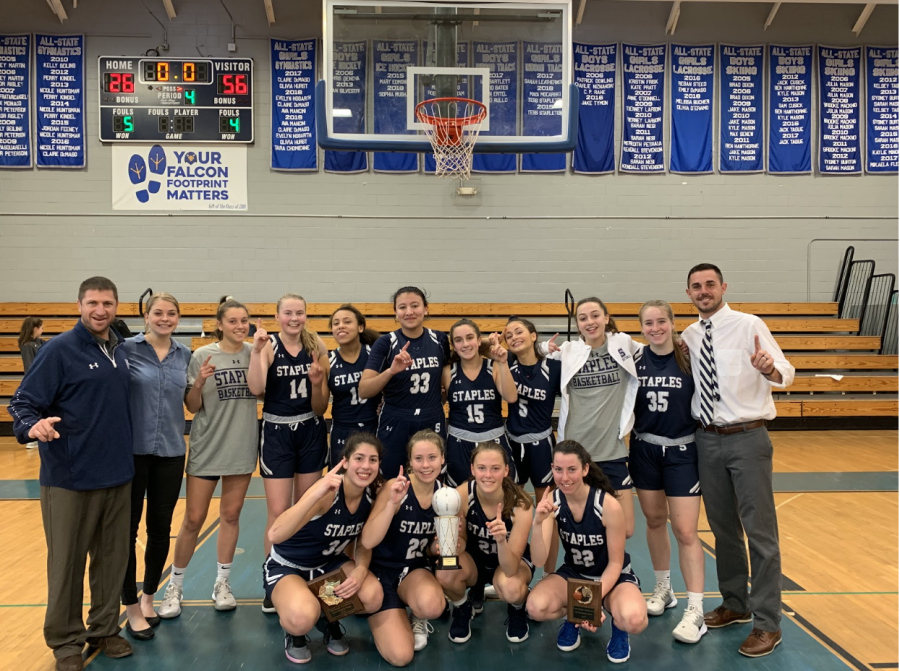 Over December break, the Wreckers won the Todd Burger Holiday Tournament where they beat Ludlowe and Warde.