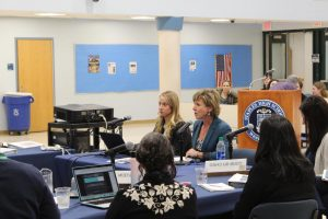School Start Time Committee presents unanimous agreement for 8:00 a.m. Staples start time